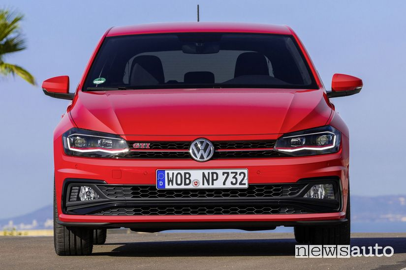 Frontale mascherina anteriore Volkswagen Polo GTI