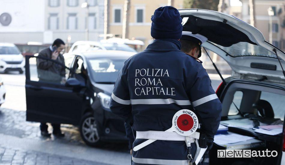 blocco auto roma domenica ecologica 2020