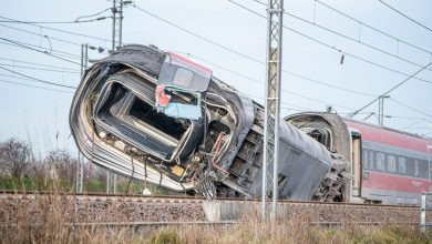 Photo of Treno deragliato Frecciarossa, le cause [foto e video]