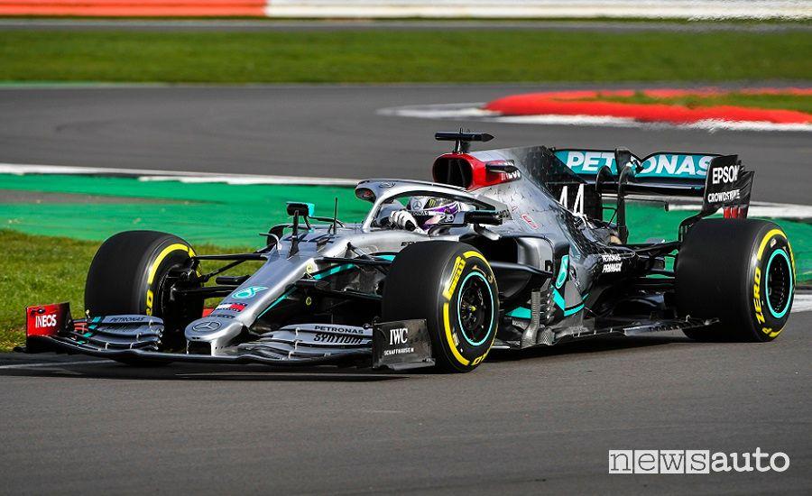 Mercedes-AMG W11 F1 2020