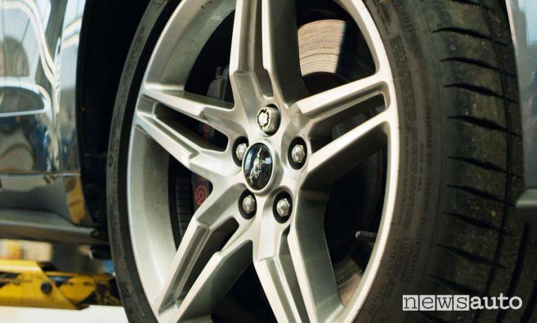 Bulloni antifurto Ford Mustang