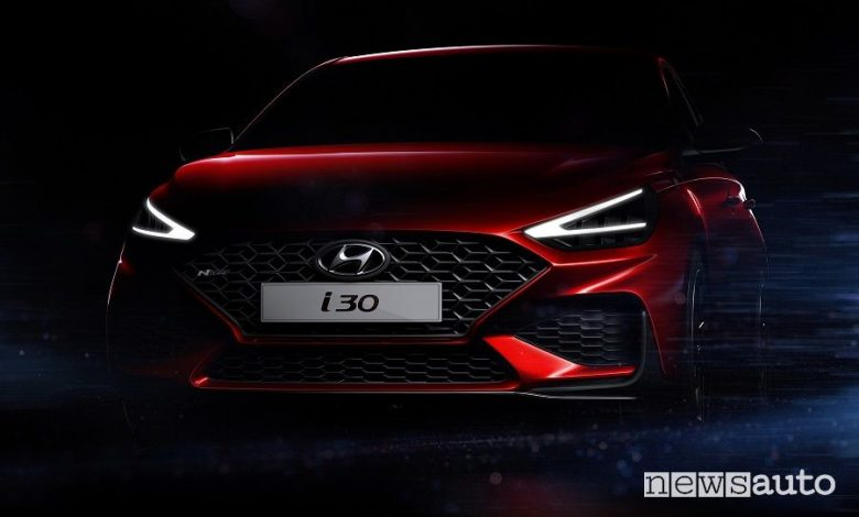 Hyundai i30 2020 N Line