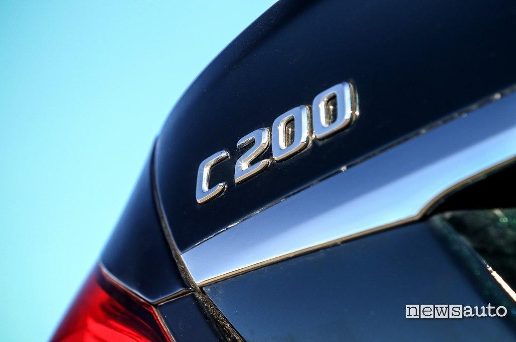logo Mercedes C200