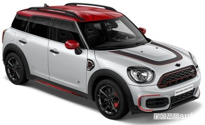 Mini Countryman John Cooper Works GT Edition serie limitata