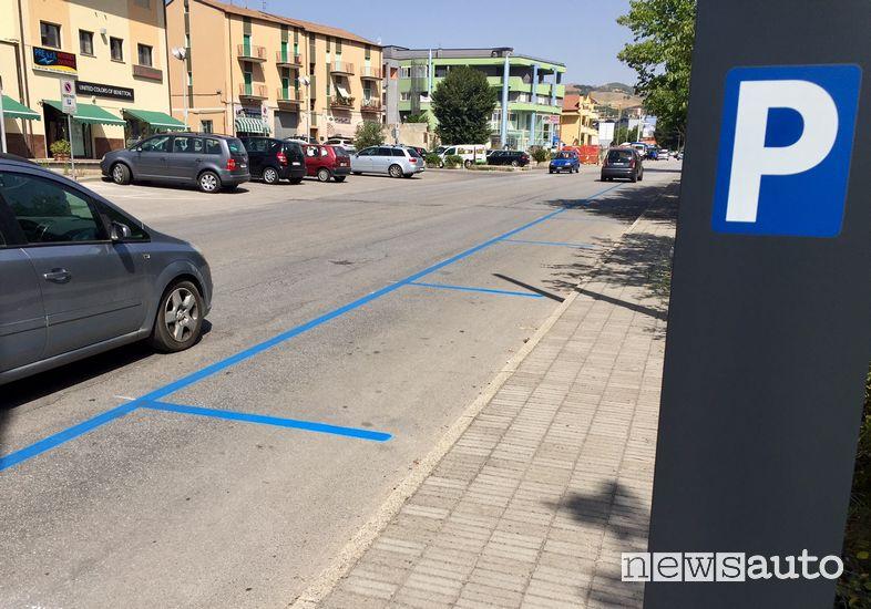 parcheggio a pagamento negli ospedali