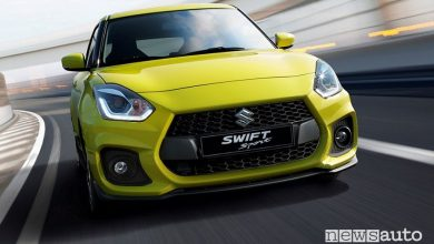 Photo of Suzuki Swift Sport Hybrid, nuovo motore 1.4 MHEV ibrido