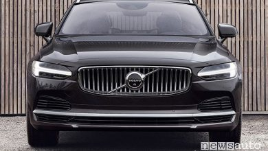 Photo of Volvo S90 e V90 restyling, arriva il mild-hybrid MHEV