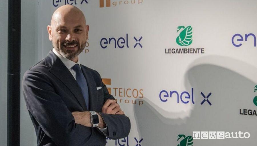 Alessio Torelli, Responsabile di Enel X Italia