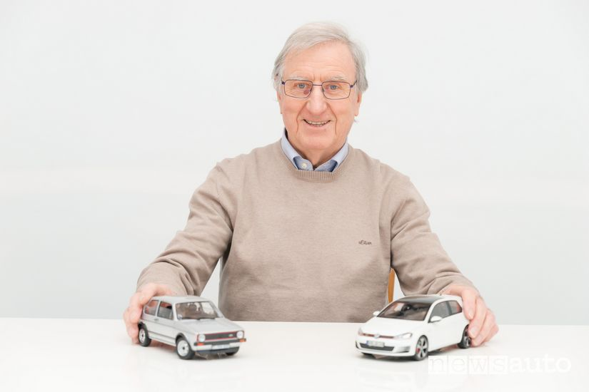 Anton Konrad progetto Volkswagen Golf GTI