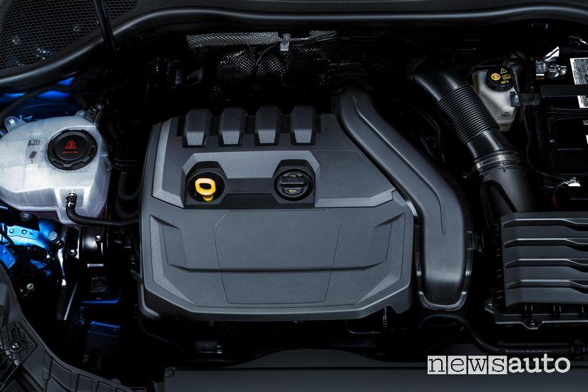 Vano motore Audi A3 Sportback 2020