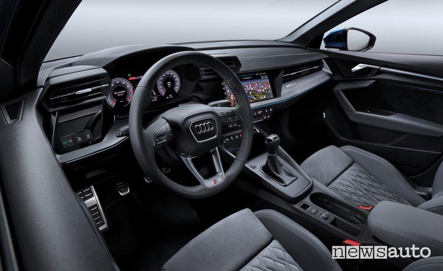 abitacolo Audi A3 Sportback 2020