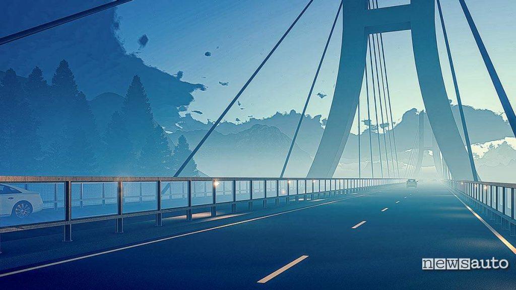 Barriera stradale intelligente Andromeda, come è fatta