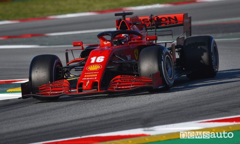 Formula 1 2020 CALENDARIO