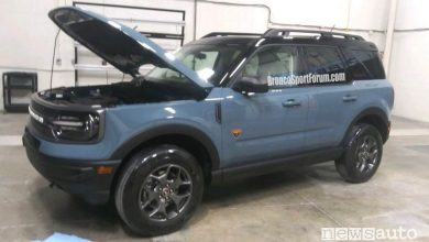 Photo of Ford Bronco, anteprima