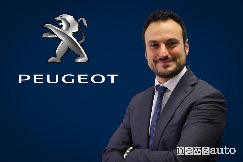 Giovanni Falcone, Direttore Marketing Peugeot Italia