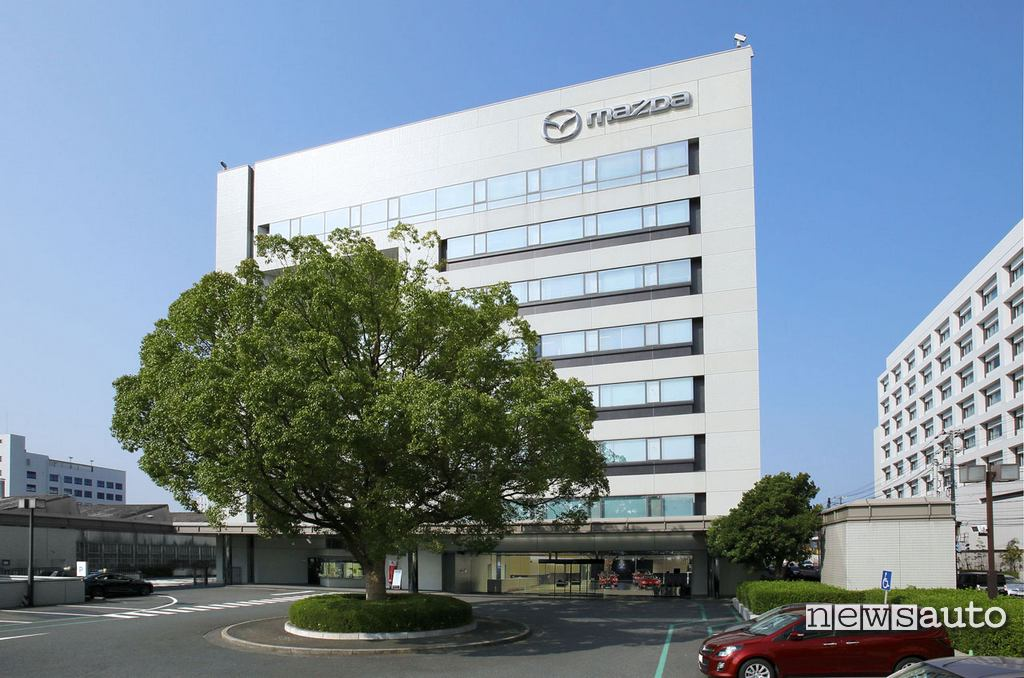 Hiroshima sede Mazda Motor Corporation