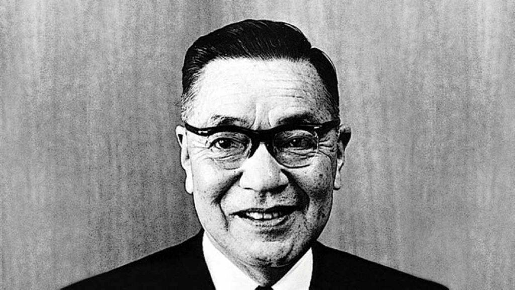 Jujiro Matsuda il papà e fondatore di Mazda