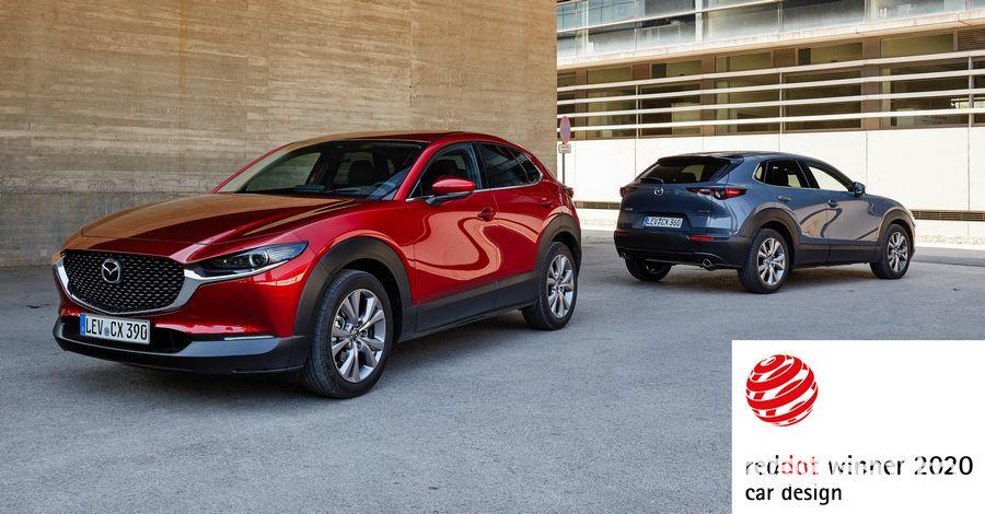 Premio Red Dot 2020 Mazda CX-30