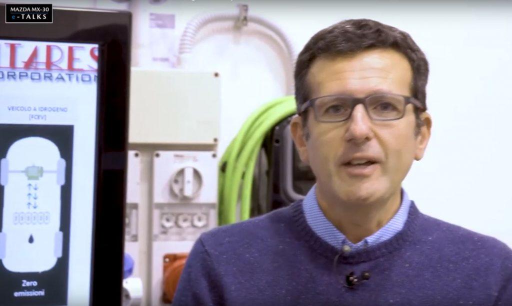 "L'ingegner Luca Capomacchia di Mazda Italia ha parlato delle differenze dei vari powertrain elettrificati, dal leggero Mild Hybrid ai vari ibridi ""Full"""
