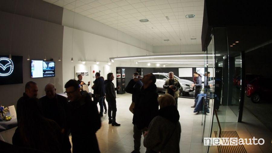 Mazda e-Talks presso la concessionaria Effe Motors di Reggio Calabria