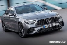 Photo of Mercedes Classe E AMG 53 4Matic+, com'è, caratteristiche