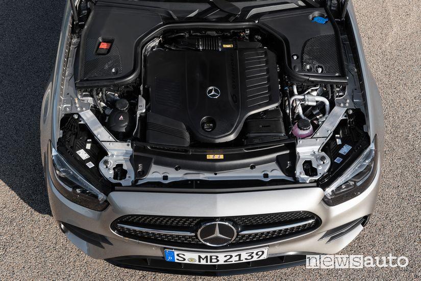 Vano motore V6 Mercedes-Benz Classe E 2020 AMG Line