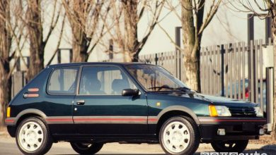 Photo of Auto sportiva ventennale, la storia della Peugeot 205 GTI Plus