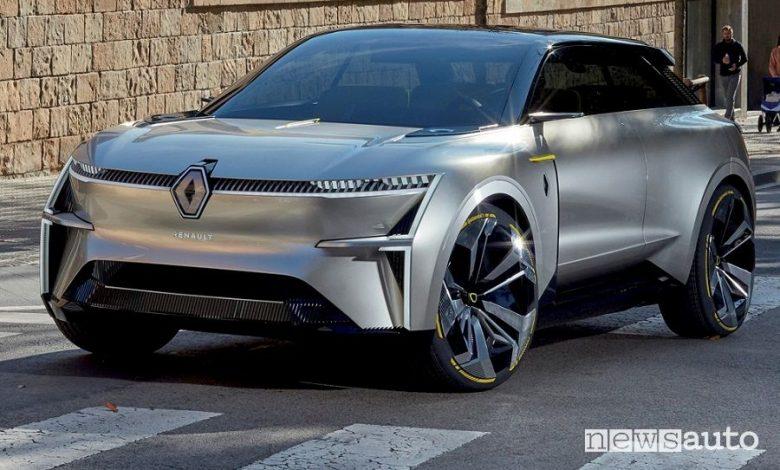 Renault Morphoz concept-car
