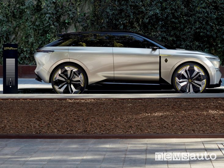 Renault Morphoz concept-car nella versione City