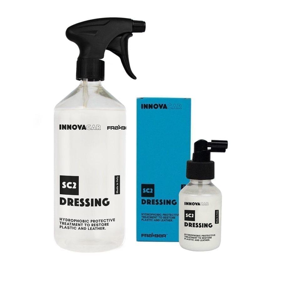 Prodotto per l'auto ideale per la pulizia della pelle che viene anche riavvivata