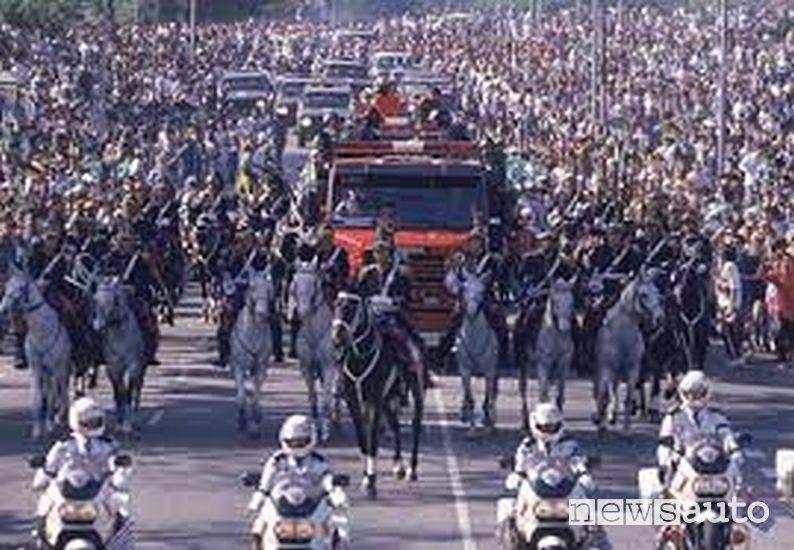 Funerali di Ayrton Senna