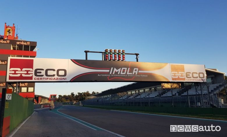 Orari Gp Emilia Romagna F1 2020 a Imola, diretta SKY e TV8