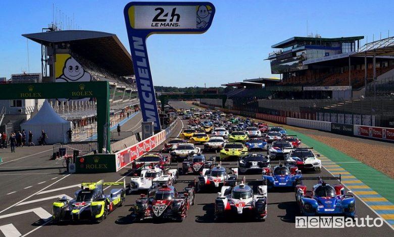 24 Ore di Le Mans 2020, rinviata per Coronavirus