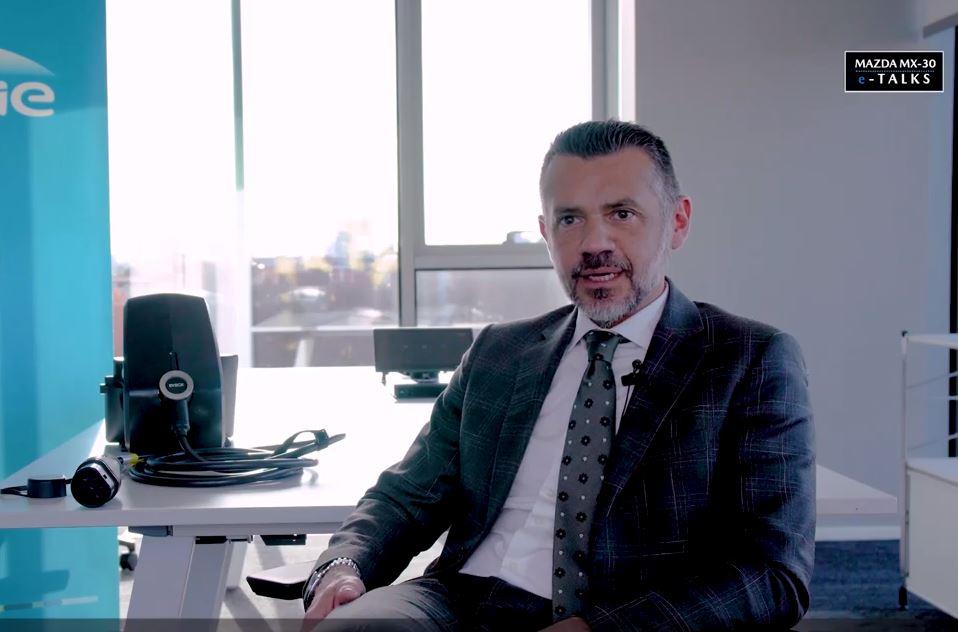 Christian Crepaldi, Head of Green Mobility Development di ENGIE Italia.