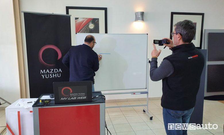 smart working dei concessionari Mazda con con My Lab Web