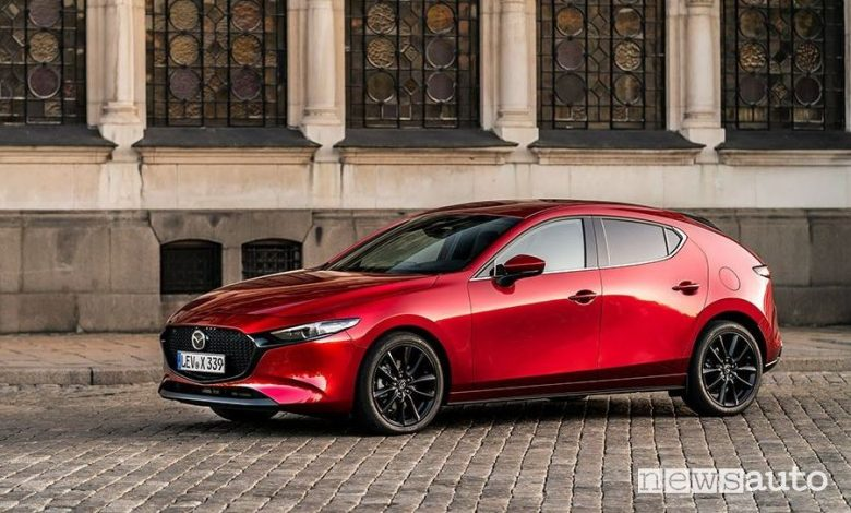 Mazda3 al World Car Of the Year (WCOTY)