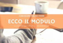 Photo of Modulo autocertificazione Covid-19 aggiornato, come scaricare