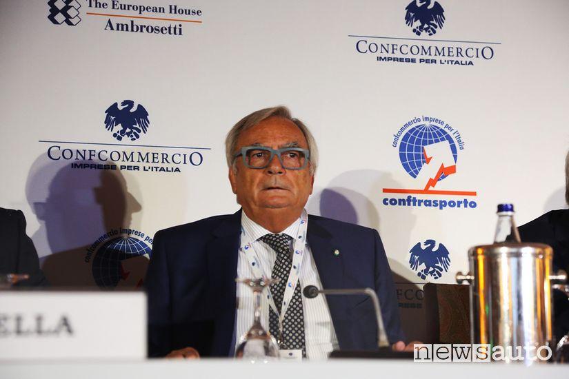 Paolo Uggè, Vicepresidente di Confcommercio e Conftrasporto