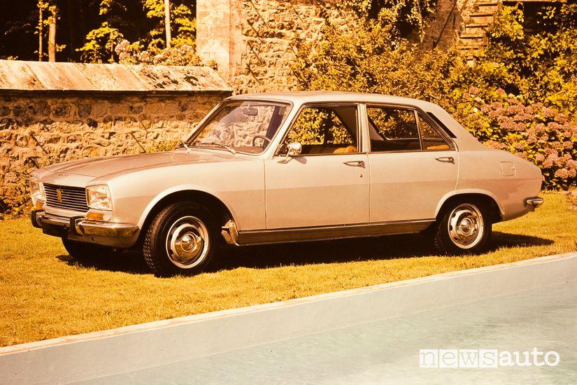 Peugeot 504 Auto dell'Anno 1969