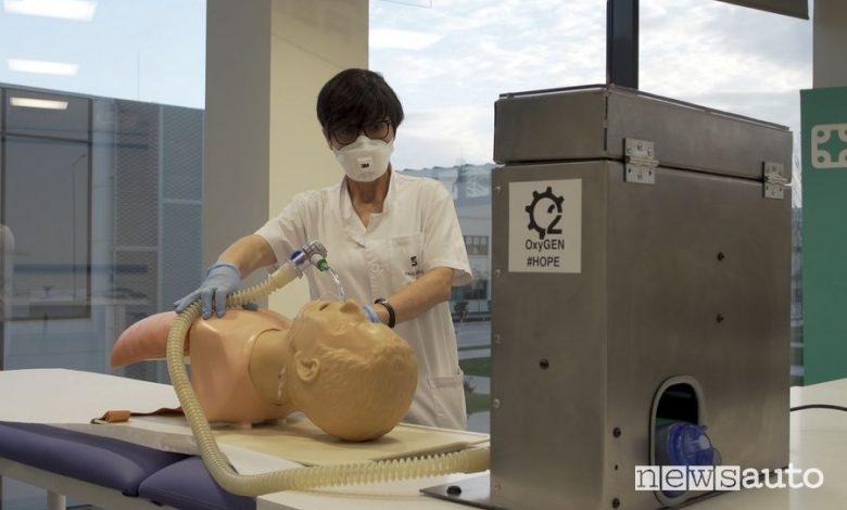 Respiratori e mascherine per Coronavirus