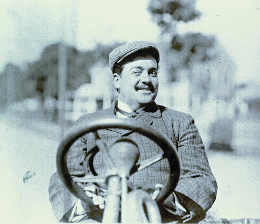 Vincenzo Lancia fondatore della Lancia