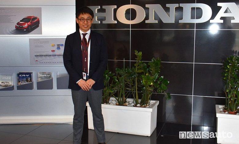 Yusuke Kondo, nuovo Presidente di Honda Italia