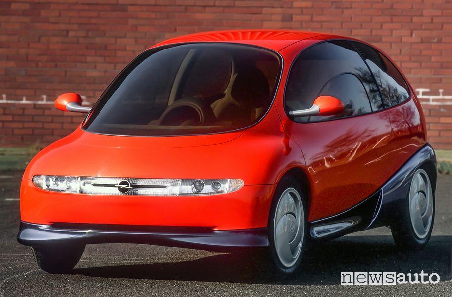 Opel Twin concept elettrico del 1992