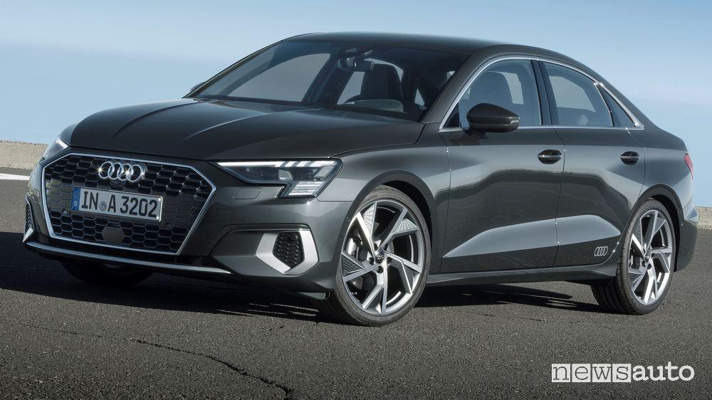 Paraurti anteriore Audi A3 Sedan