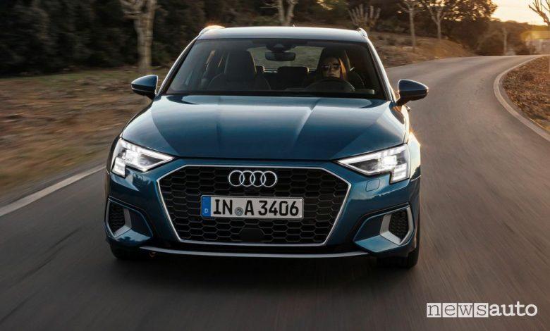 Audi A3 Sportback mild-hybrid MHEV