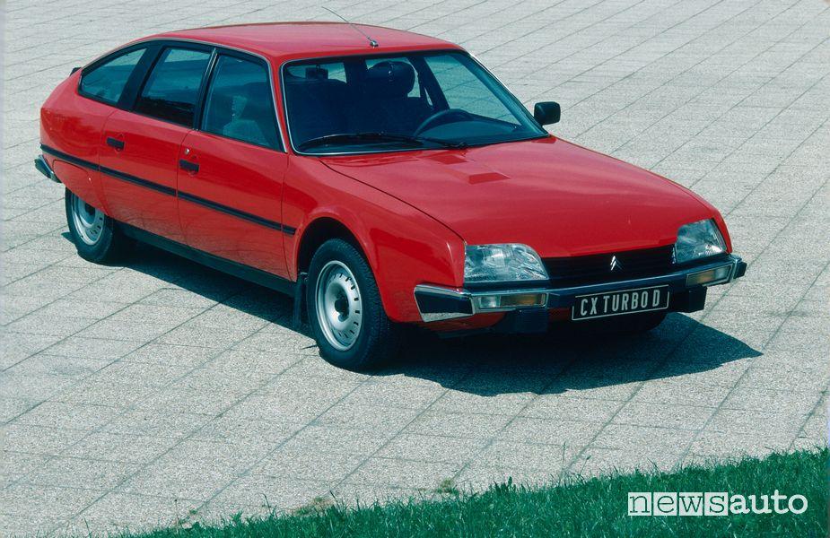 Citroën CX Turbo Diesel 1983