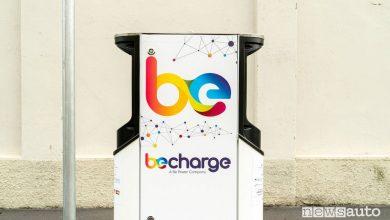 Photo of Ricarica auto elettriche, 30.000 nuovi punti Be Charge