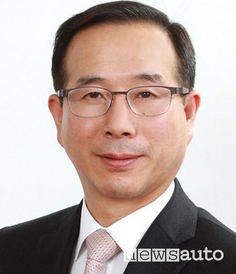 Won-Jeong Jeong, Presidente Kia in Europa