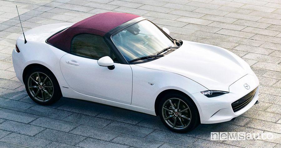 Mazda MX-5 100th Anniversary Special Edition serie speciale