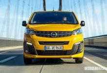Photo of Opel Vivaro, una storia di  successi. Dal tetto rialzato al furgone elettrico
